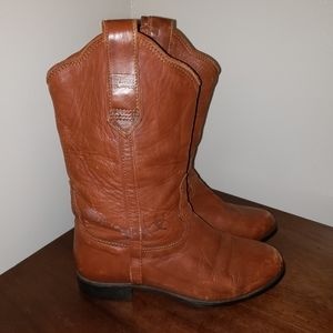 Ariat ATS Equipped Leather Boots size 5.5